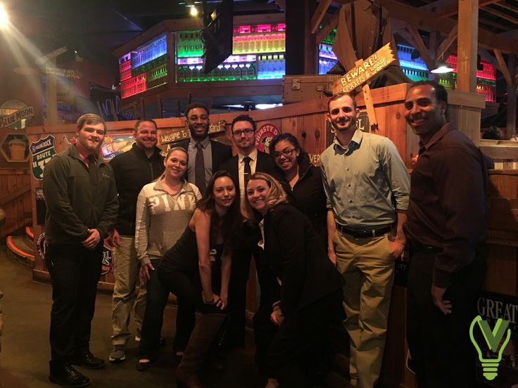 The client came to town and took us to dinner for our outstanding work. Always nice to celebrate the success at Virtue Marketing Innovations!