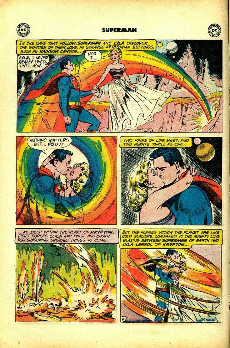 Superman 1950 Comic Superman 141 November ...