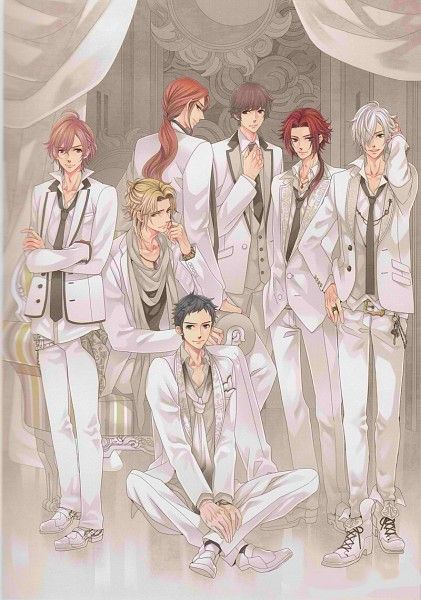 Brothers Conflict~❤️ and where is Natsume ? :'(