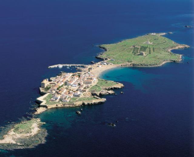 La isla de Tabarca (Alicante) Una maravilla mas cerca