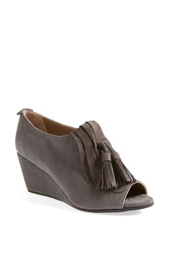 Anyi Lu 'Jessie' Wedge Bootie (Women) available at #Nordstrom