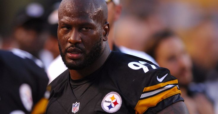 James Harrison's workout Instagrams will either motivate or depress the hell out of you