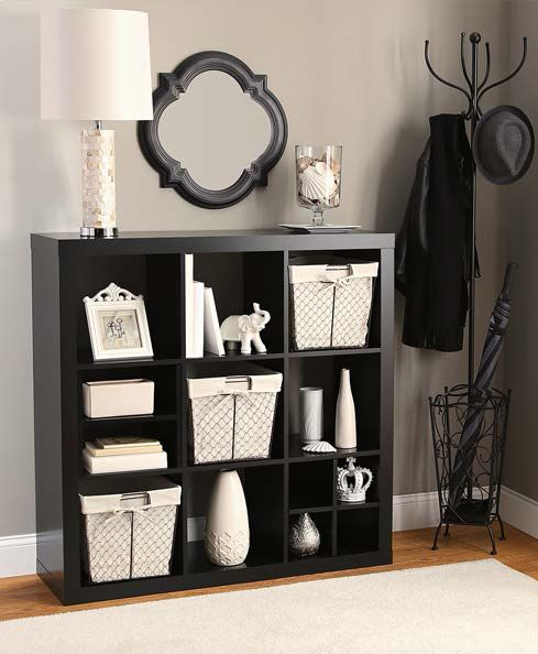 Better Homes and Gardens 9-Cube Organizer