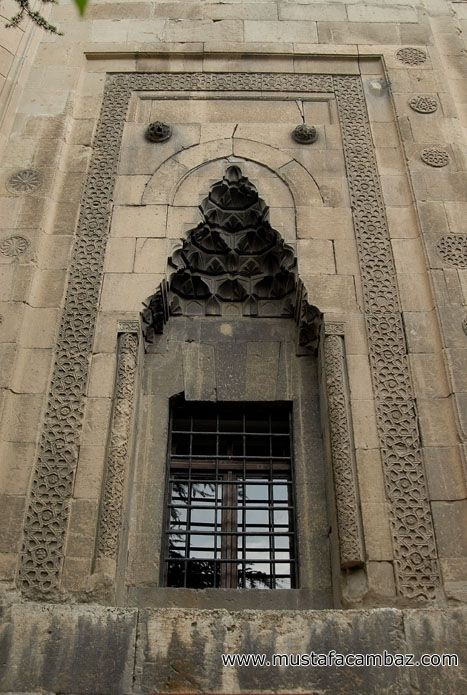 Amasya - Gökmedrese cami