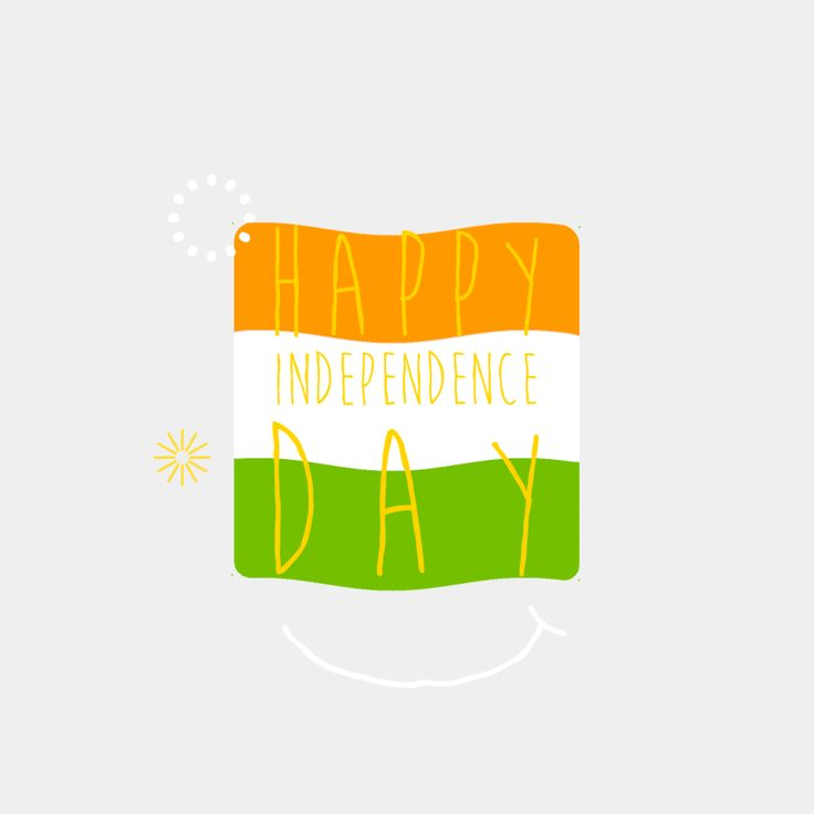 Indian Independence Day! #flag