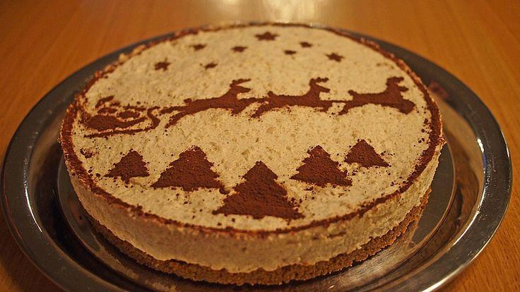 Spekulatius-Frischkäse-Torte, ein sehr schönes Rezept aus der Kategorie Winter. Bewertungen: 3. Durchschnitt: Ø 3,6.