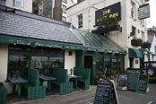 The Last Inn in Barmouth is one of Wales' most famous and atmospheric pubs