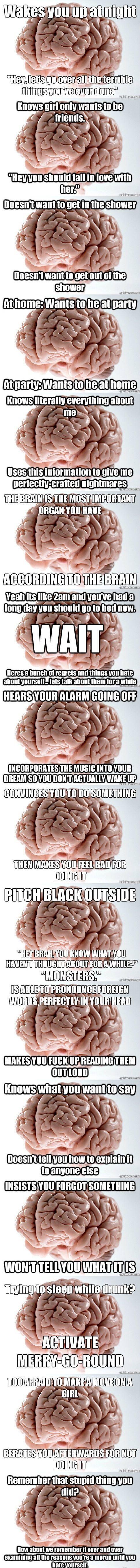 scumbag brain memes
