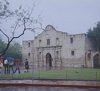 The Alamo, originally known as Mission San Antonio de Valero, is a former Roman Catholic mission & fortress compound and was the site of the Battle of the Alamo in 1836. The Alamo, which originally comprised a sanctuary and surrounding buildings, was built by the Spanish Empire in 1744 for the education of local Native Americans after their conversion to Christianity. The ownership of the mission has passed thru many hands, the Daughters of the Republic of Texas have held ownership since…