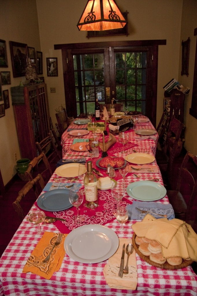 Country Table Settings Ronniebrownlifesystems