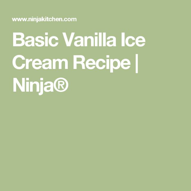 The 25 best ninja ice cream recipe ideas on pinterest basic chocolate ice cream is easy to make using your favorite ninja appliances discover delicious and inspiring recipes from ninja for every meal ccuart Gallery