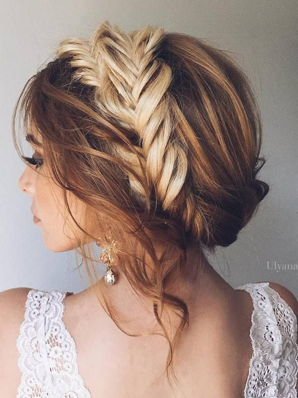 Hairstyles Updos 33 chic updo hairstyles for bridesmaids 65 New Romantic Long Bridal Wedding Hairstyles To Try
