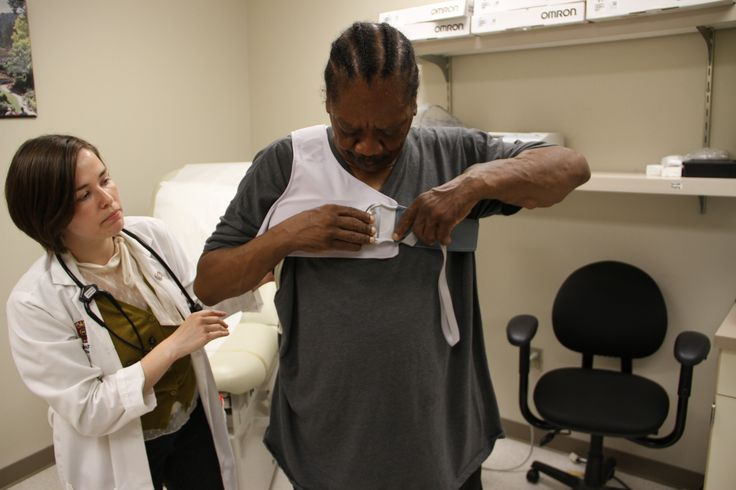 Hitech vest may help keep heart failure patients out of