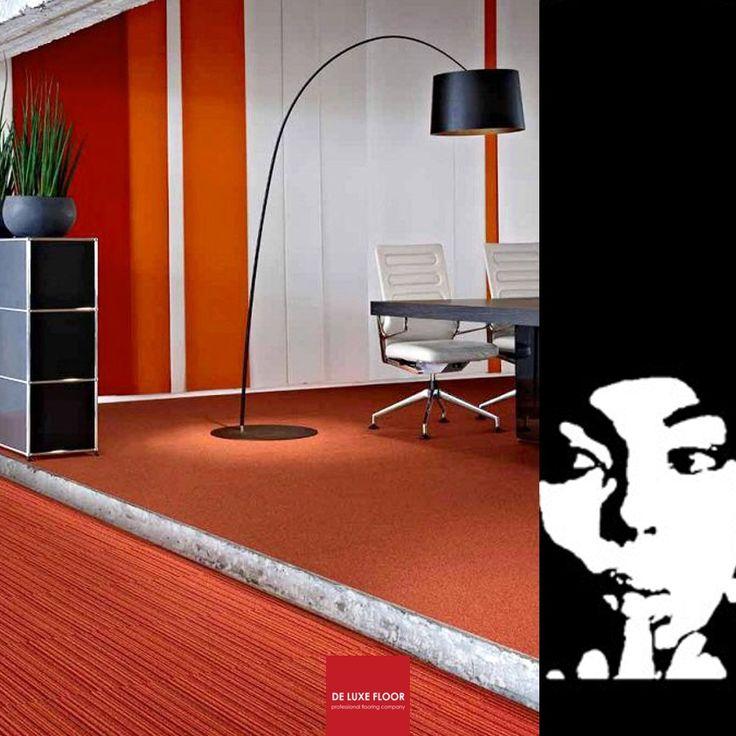 carpet tiles, interior, creative, ковровая плитка, интерьер офиса, креативный интерьер