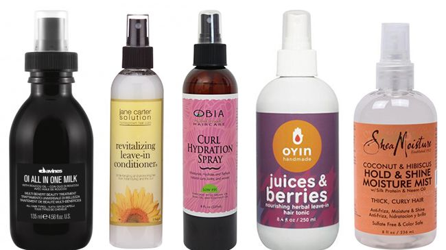 The Best Leave-in Conditioners for Your Natural Hair | Curly Nikki | Natural Hair Care