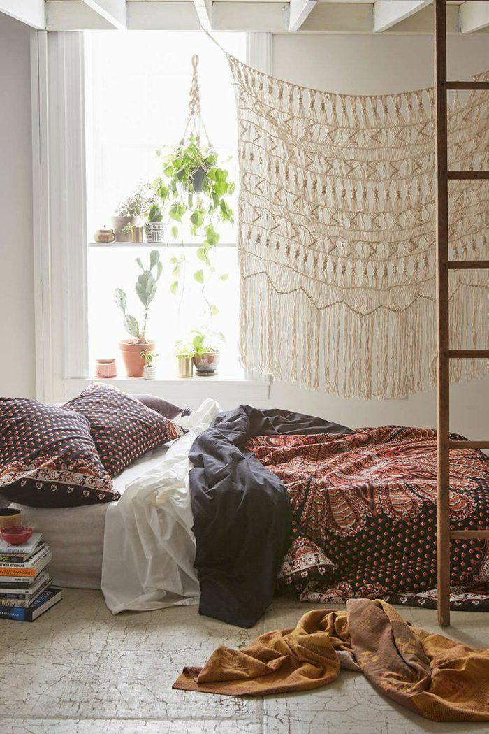 Good 1001+ Déco Uniques Pour Créer Une Chambre Hippie. Topfpflanzen, Dekoration,  Schlafzimmer, Ideen ... Design Ideas