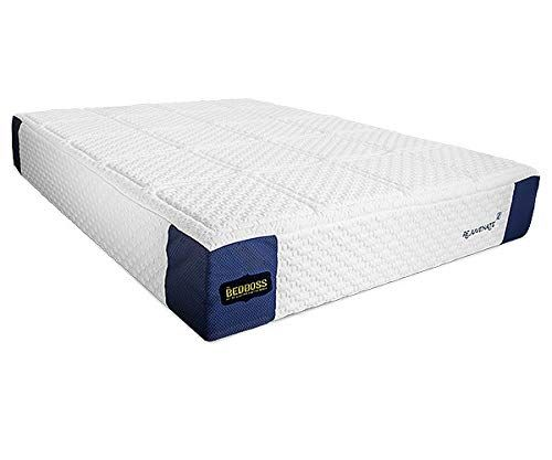 12 Premium Gel Memory Foam Hybrid Mattress W Pocket Springs The