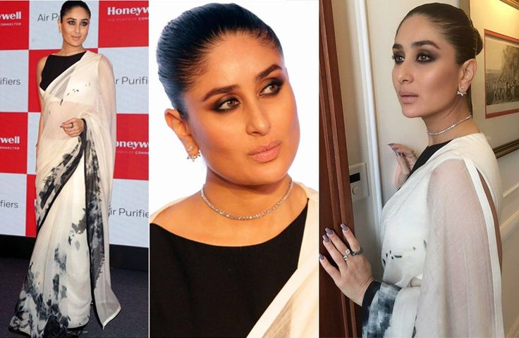 Image result for kareena kapoor latest pics in saree