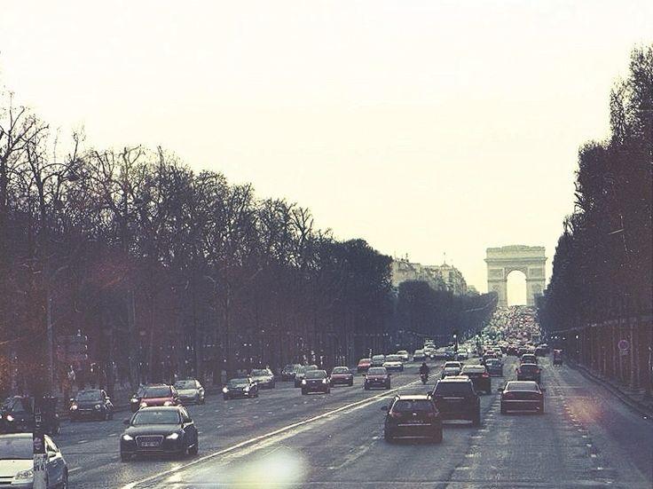 Champs Elysees, Paris. 2014. #paris #champselysees #travel #france