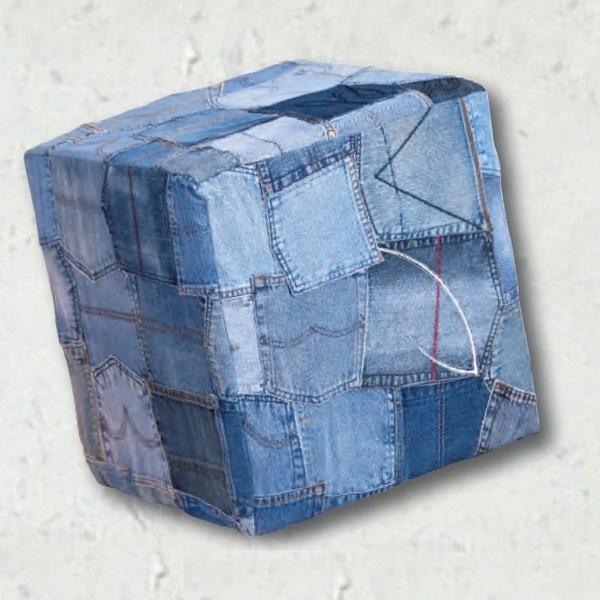Pouf Fabric