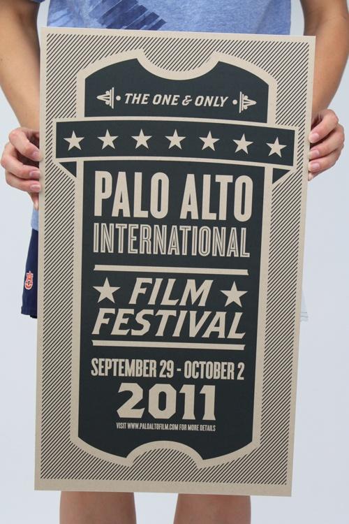 Caroline Marie Morris - Palo Alto International Film Festival poster