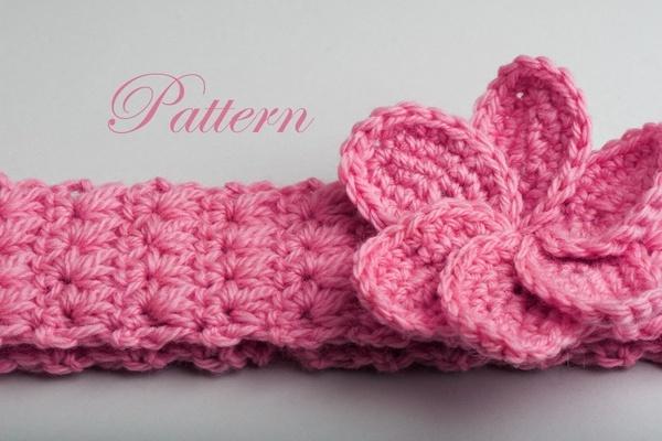 CROCHET BABY HEADBAND PATTERNS | Free Patterns