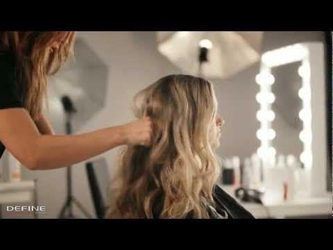 How to: løse, romantiske krøller på 1 - 2 - 3 (romantic curls) - YouTube