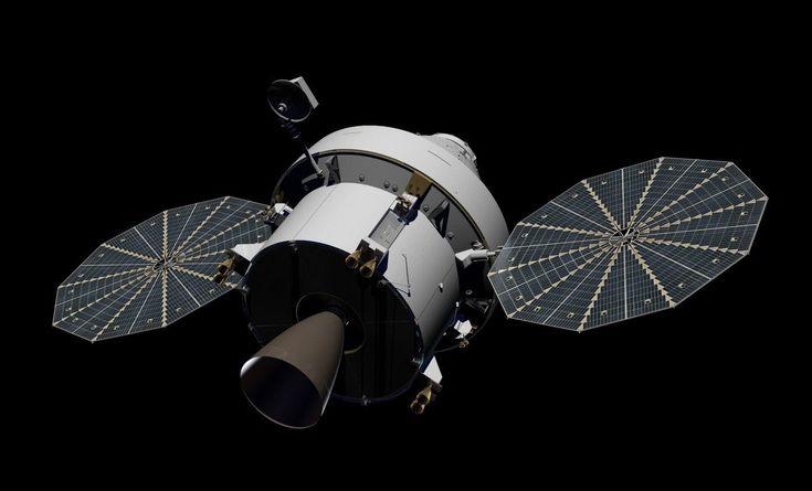 猎户座飞船(Orion) - wuwei1101 - 西花社