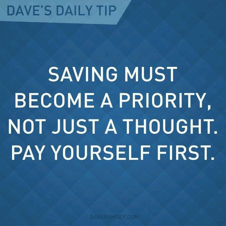 Saving Quotes: 90 Best Images About DAVE RAMSEY MONEY QUOTES On Pinterest