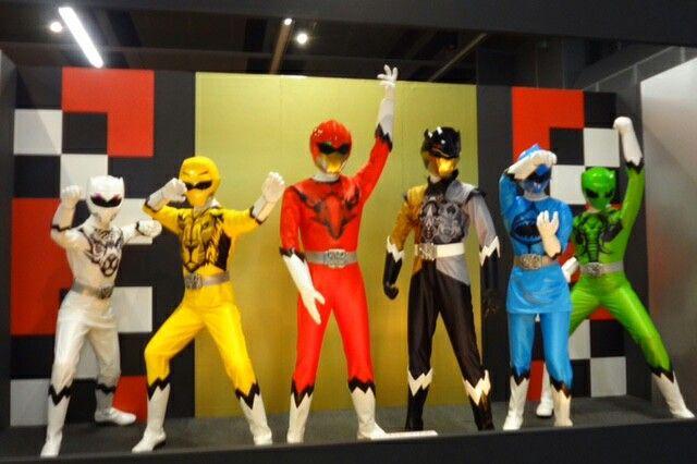 仮面ライダー スーパー戦隊wヒーロー夏祭り 動物戦隊ジュウオウジャー スーパー戦隊 ジュウオウジャー 夏祭り