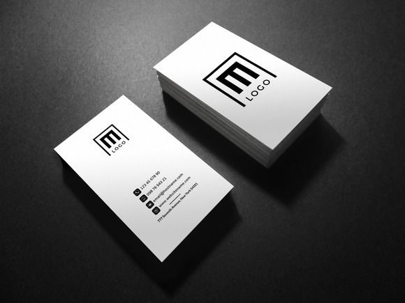 Best Business Card Designs Images On Pinterest Business Card - Best business cards templates
