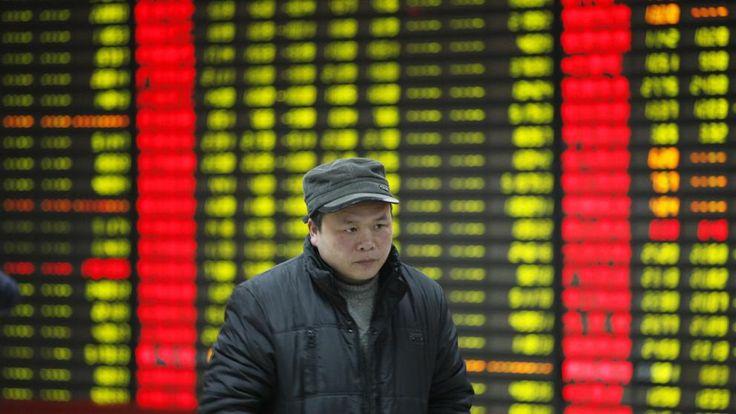Apertura de mercados bajista. Petróleo a la baja. Malos  datos macro en China. El euro lastra las importaciones en Alemania.