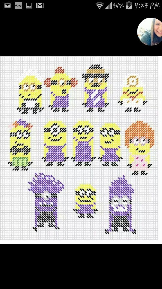 Enchanting Despicable Me Minion Sewing Pattern Elaboration - Easy ...