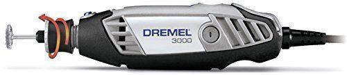 Dremel 3000-15 Multitool, 130 W, 15 Accessories Stand Alone