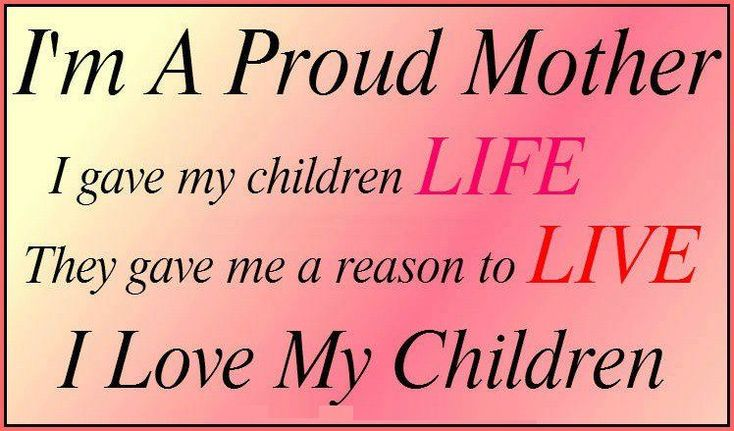 17 Best Love My Children Quotes On Pinterest