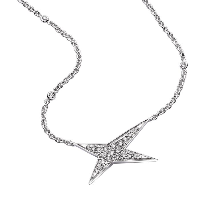 Collier solitaire mauboussin
