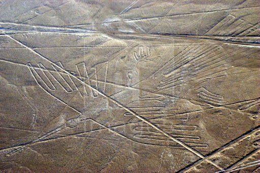 Nazca Lines of Peru. (Been there)