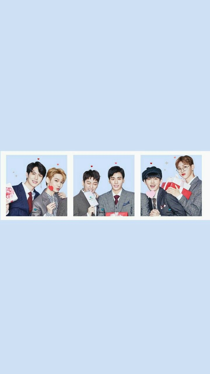 Jbj Simple Lockscreen Wallpaper ヒョンビン サンギュン 壁紙