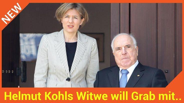 Geht sie damit zu weit? Maike Kohl-Richter ist in großer Sorge um den Frieden ihres im Juni verstorbenen Ehemannes Helmut Kohl (87). Um die letzte Ruhestätte des Altkanzlers in Ehren zu halten hat sie sogar einen privaten Sicherheitsdienst engagiert  doch das ist noch lange nicht alles: Die 53-Jährige pocht nun auf Videoüberwachung!   Source: http://ift.tt/2tBl7MO  Subscribe: http://ift.tt/2s6z6cS: Helmut Kohls Witwe will Grab mit Kameras überwachen!