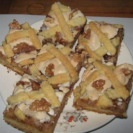 Egy finom Rácsos-habos almás sütemény ebédre vagy vacsorára? Rácsos-habos almás sütemény Receptek a Mindmegette.hu Recept gyűjteményében!