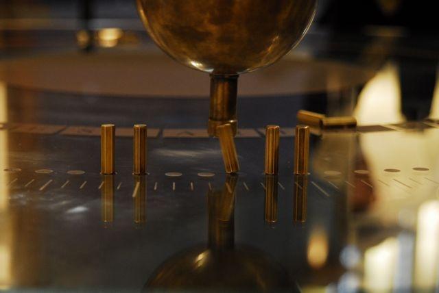 Foucaults pendulum, Paris
