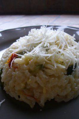 Recette Une découverte qui change ma vie de maman = un risotto dans le rice cooker par On dine chez Nanou