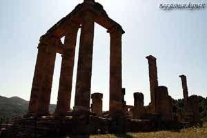 Fluminimaggiore - tempio punico-romano di Antas