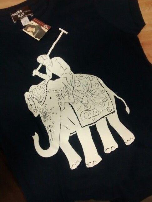 Love our Elephant Polo t-shirt.