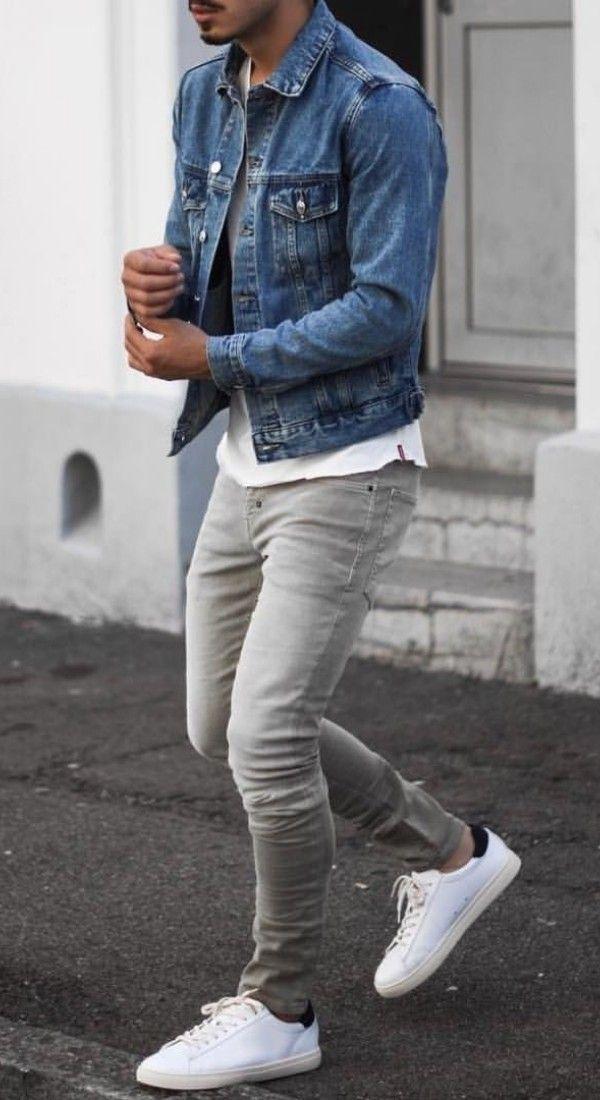 How to wear a denim jacket