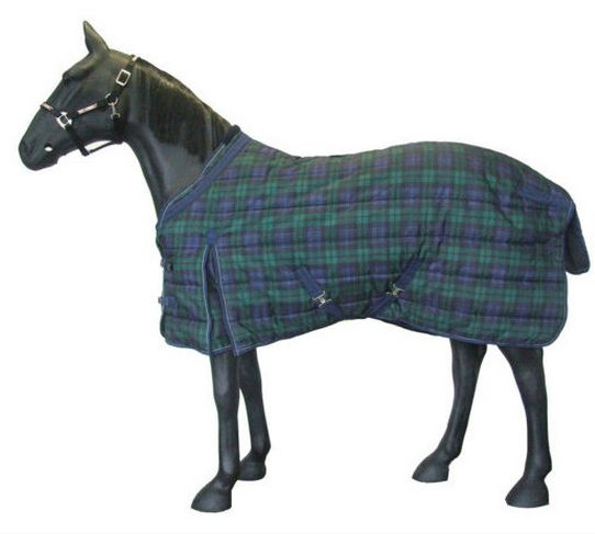 Winter Outdoor Horse Racing Clothing Thicken Warm Cotton Rugs Wind Proof Detachable Harness