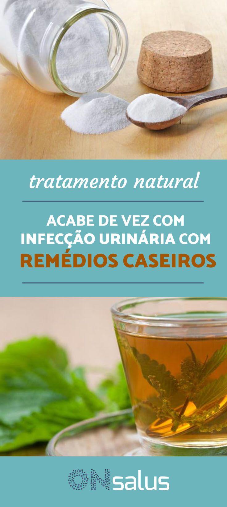 remedio caseiro para infeccao urinaria