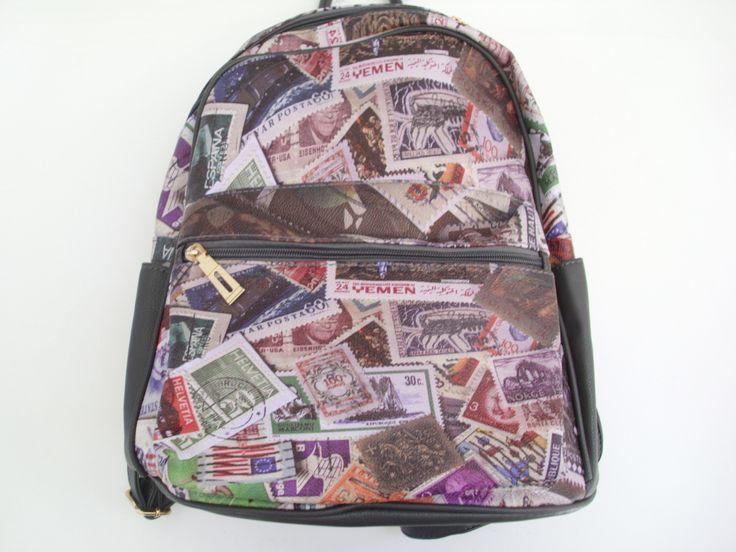 Eπώνυμες τσάντες πλάτης και ώμου ταχυδρόμου στο http://amalfiaccessories.gr/bags/