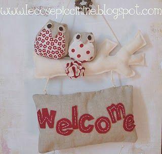 Welcome gufetti
