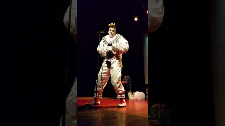 Puddles Pity Party at the Bloomington Castle Theatre - Stressed Out